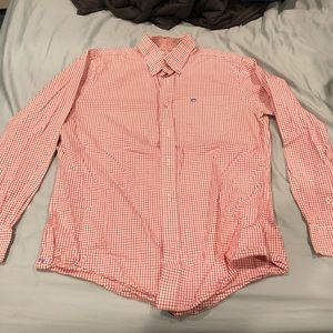 Southern Tide causal button-down shirt